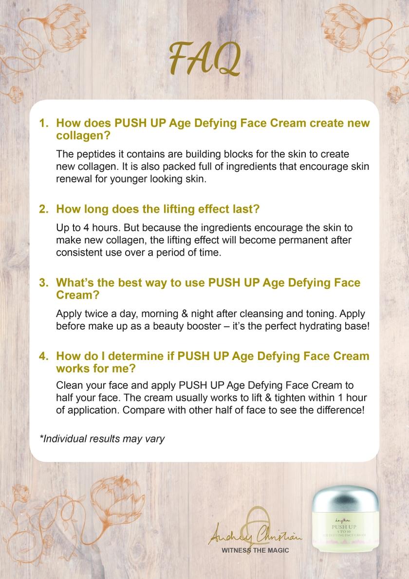 (HR) Face Cream_FAQ