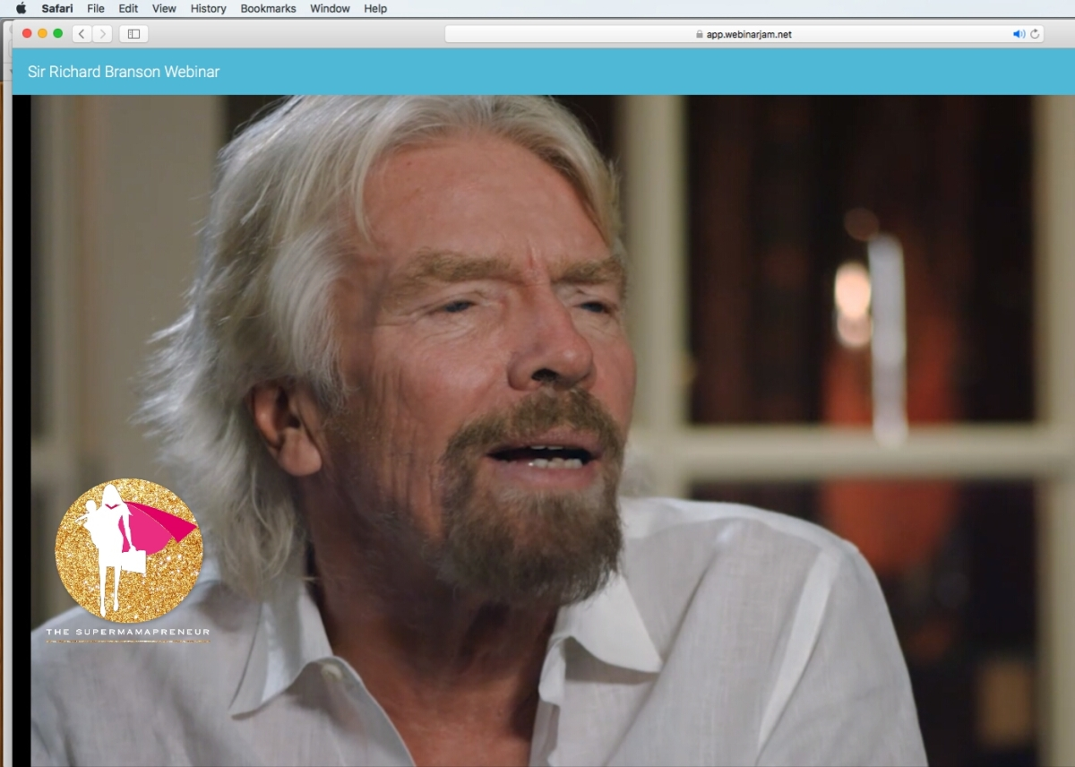Breakfast With Billionaires – Sir Richard Branson