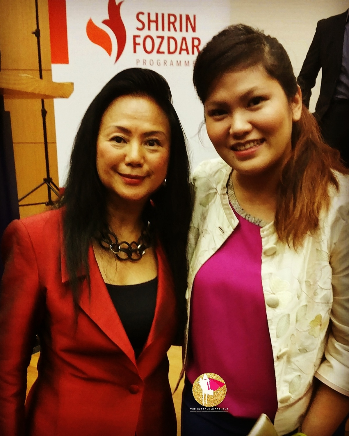 Supermamapreneur Sighting: Claire Chiang, Banyan Tree Hotels & Resorts Co-Founder