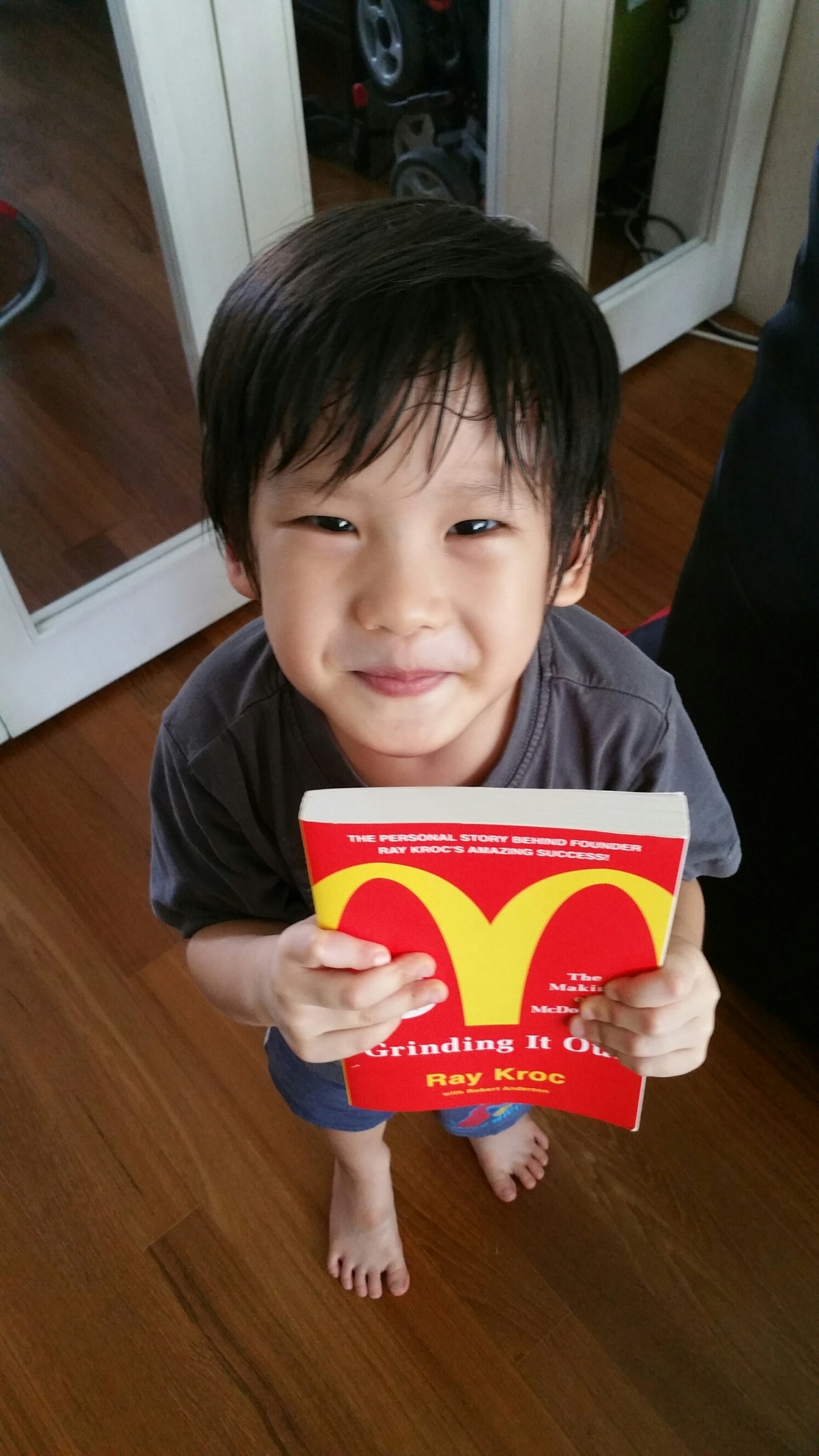 Kids: Kaius & McDonald's