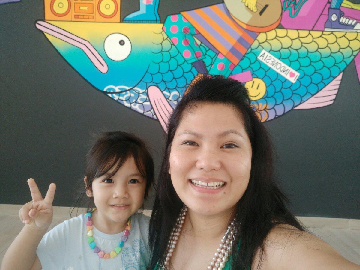 Getaway: Mama & Allegra Go To Cassia, Bintan,Indonesia